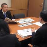 間もなく東日本大震災から四年
