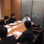 明日の予算委員会分科会 勉強会