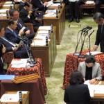衆議院予算委員会 一般的質疑