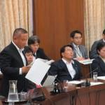 衆議院国土交通委員会が行われました。