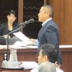 今日は東日本大震災復興特別委員会での質疑を行いました。
