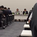 本日、スポーツ議連・2020年東京オリンピックパラリンピック大会推進議連の合同総会が開催されました。