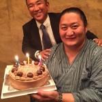 今夜は友人の時天空さんの36歳のお誕生日会です。