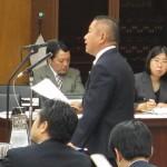 本日は衆議院で閉会中審査が行われ、東日本大震災復興特別委員会で僕も質疑に立ちました。