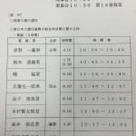 明日も東日本大震災復興特別委員会にて、登壇予定です。