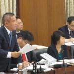 12月3日に行われた衆議院国土交通委員会の報告をさせていただきます。