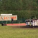 相模原シニア 関東連盟 夏季大会壮行会