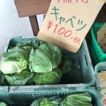 軽井沢の路上店で発見