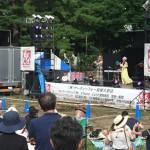 「Food & Music Festa もんじぇ」相模大野中央公園にて