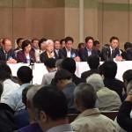 拉致被害者救出の国民大集会開催