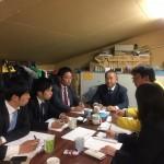 本村賢太郎事務所ミーティング