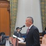 予算委員会分科会での質疑報告、第二分科会についてさせていただきます。