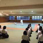 相模女子大合気道部10周年記念 演武会