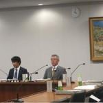 本日は、裁判官訴追委員会が開催されました。衆議院・参議院や、会派を超えて招集されます。