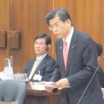 本日の衆議院国土交通委員会では一般的質疑が行われ、質疑登壇させていただきました。