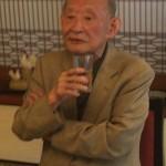 政治の師 藤井裕久先生