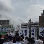 民進党代表選挙 2日目 東北ブロック