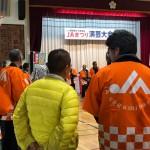 橋本駅頭〜JA東林間・大野・相原まつり(三ヶ所)〜三菱相模地域会芋掘り大会〜ダンスフェスティバル〜アミーゴ訪問など、地域を走っております。