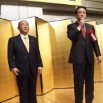 本日、「第2回もとむら賢太郎を励ます会」を開催させていただきました。