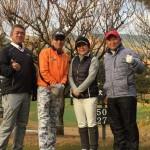 麻高 ゴルフコンペ  本日は麻高OBやOGの皆さんたちと楽しいひと時を過ごしております^_^