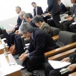 午後から、党の拉致問題対策本部が開催されました。