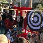 田名 的祭  相模原市指定無形民俗文化財に指定、毎年1月6日に行われております。