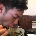 ランチ  喜峰庵さんで、新春のお蕎麦をいただきました。