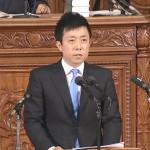 平成29年度補正予算案の審議2日目。