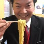 国会から地元に戻り、遅ランチをいただきに「大沼飯店」さんでサンマーメン(600円)をいただきました。