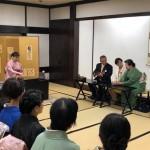 相模原市茶道連盟主催の春のお茶会に参加をさせていただきました。