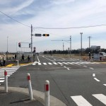 相模総合補給廠 東西道路が本日よりオープン。