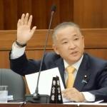 橋本地区 リニア用地問題  昨日の国土交通委員会での質疑が、今朝の神奈川新聞に掲載されました。