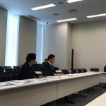 国土交通部門の法案審査が行われています。