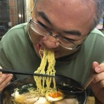 神奈川県第16区の後藤祐一衆議院議員が推薦する「ラーセン餃子」さんにて、四種類の餃子とチャーシュー麺をガッツリといただきました。