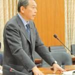 本会議もあわせて、今週5回目の質疑は衆議院災害対策特別委員会です。