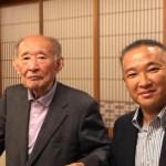 本会議が終わり地元に戻り、南橋本で行われている政治の師 藤井裕久先生と後援者の皆さんとの「同窓会(藤井先生が後援会の皆さんとお会いする時には、この言葉を使っております)」にお邪魔しております。
