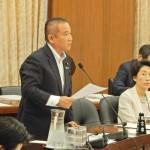 先日の国土交通委員会で、建築基準法の改正について審議しました。