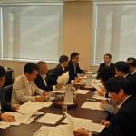 本日17時から急きょ衆議院災害対策特別委員会の理事懇が開催されました。