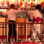 盆踊り大会 スタート