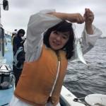 今日はもとむら賢太郎事務所スタッフと仲間の皆さんによる海釣り大会が行われております。