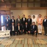 無所属の会 福島夏季研修会2018