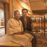 無所属の会 福島夏季研修会にて、江田憲司先生と今後の政策方針や、県内の参院選・統一選・民権かながわ対応などについて打ち合わせをしっかりと行ってきました。