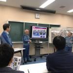 福島第一原子力発電所 視察 「廃炉と原発に頼らないエネルギー政策へ」