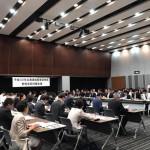 本日国会では野党5党1会派による「平成20年北海道胆振東部地震野党合同対策会議」が開催されました。