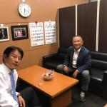夕方から国会内で2020オリパラのセーリング競技(神奈川県で実施)のレクを受け、その後樽床伸二 元総務大臣と打ち合わせを行ってきました。