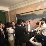 本日は、代表質問2日目。  無所属の会からは野田前総理が質問に立ちました。