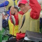 けんたろう釣り倶楽部 2018大会  本金沢八景より出船し、ファミリー釣り大会が開催されました。