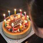 娘の10歳のお誕生日会^ ^
