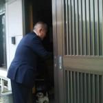 午後2時からの衆院本会議 代表質問がありますので、午前中は町田駅頭〜弔問〜地域まわりと活動を行なってきました。