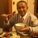 とんかつ 松村さんでガッツリと夕飯をいただきました^_^